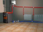 Монтаж отопления.  Системы отопления.. В Чебоксарах. - foto 0